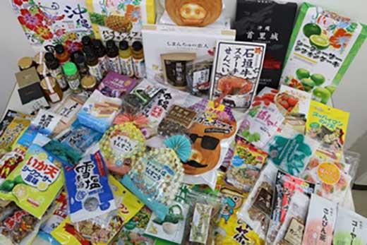 【M116】【全12回】沖縄特産品(一年間)頒布会【405pt】