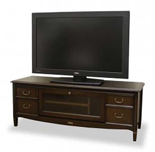 アンティーク調のテレビボード