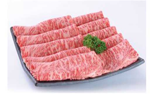 ◆【人気!おすすめ】宝牧場近江牛ロースすき焼き500g