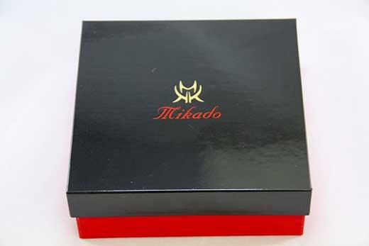 紳士鹿革ベルト茶ロングサイズ皮革のカシミア