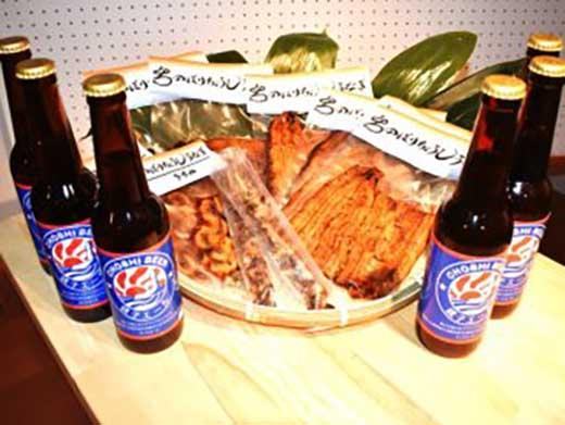 銚子ビール&のぼりちょうしうなぎプレミアムセット