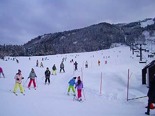 スキーリフト立山山麓共通1日券