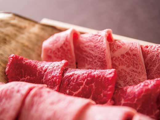 ◆常陸牛A5極上焼肉3品盛り合わせ 計300g