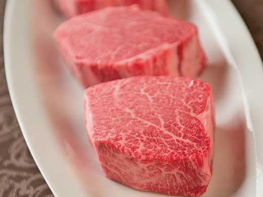 ◆【超希少部位】常陸牛A5シャトーブリアンステーキ