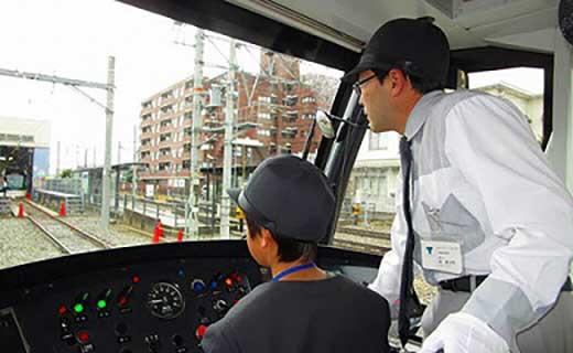 【午後の部】ライトレール運転体験会&車両基地見学会(プレゼントつき)