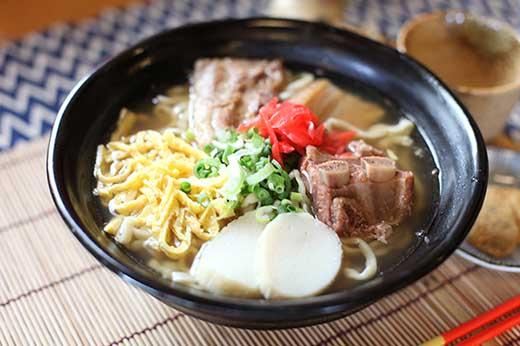 【当店人気№1】東江そば 5食セット