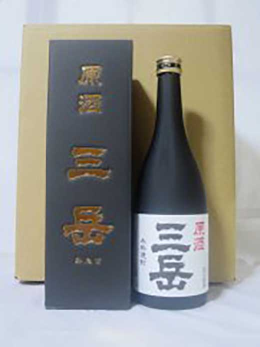 原酒三岳(720ml)6本セット