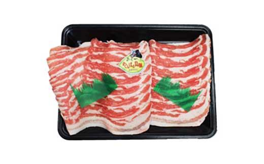 我那覇畜産 あぐー豚 満足焼肉+バラエティセット【約1,400g】