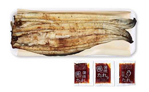 うなぎ白焼き(割き立て・焼き立て)2尾