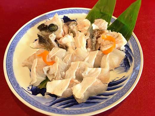 活〆極上「クエ鍋」徳島県神山産すだち100%使用特製ポン酢付き