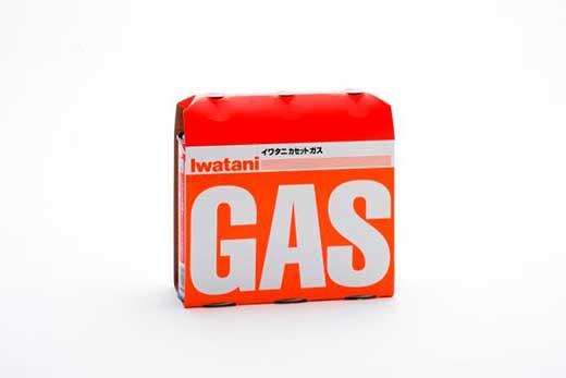 岩谷産業災害時などにも役立つ「カセットコンロ」 CB-ECO-PRW (ガス3本セット)