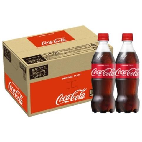 L007 コカ・コーラ500mlPET