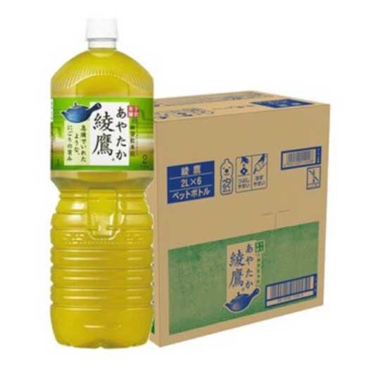 L017 綾鷹ペコらくボトル2LPET