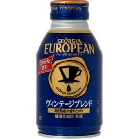L039 ヨーロピアンヴィンテージブレンド270ml缶