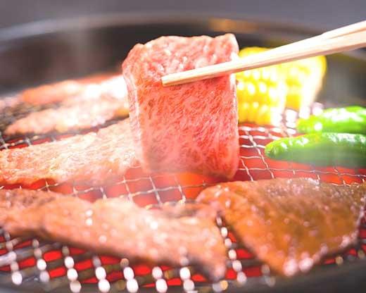 伊予牛絹の味(A4,A5)赤身肉3種の食べ比べセット(冷凍)