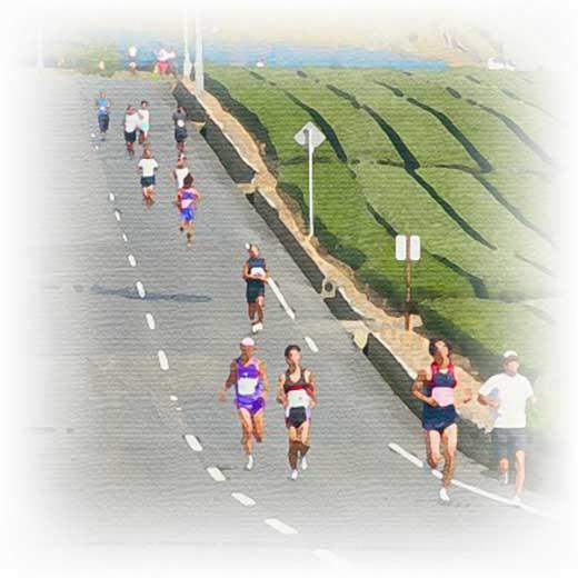 「2018あいの土山マラソン」出走権