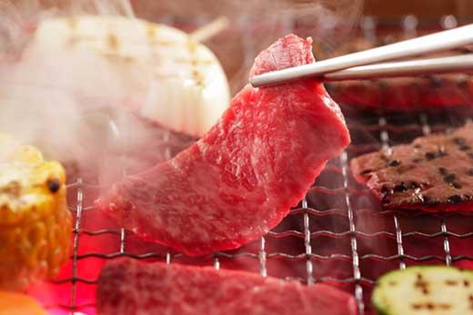 長崎和牛出島ばらいろ カタ焼肉用400g