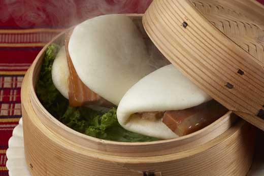料亭仕込みの長崎角煮琥珀まんとハトシの詰め合わせ