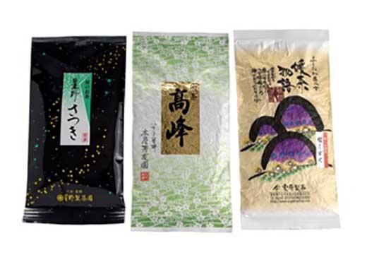 【新茶】<八女茶飲みくらべ>特選煎茶