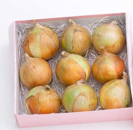 南あわじ産「玉葱」とふんわりさっくりとした「特製どら焼き」
