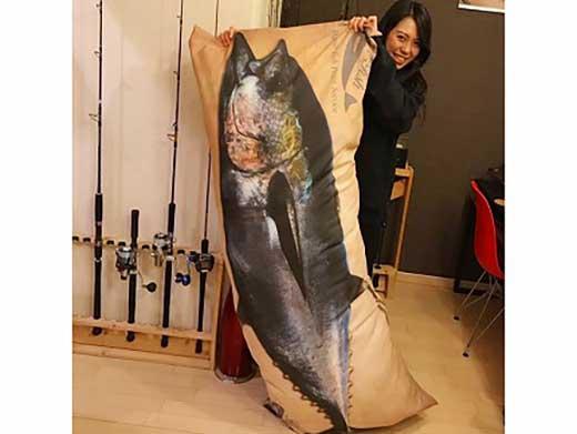 Re:Fishデジタル魚拓抱き枕(レギュラーサイズ)
