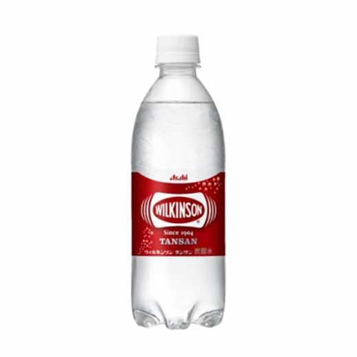 【炭酸水】アサヒウィルキンソンタンサン500mlPET×24本×2ケース(計48本)