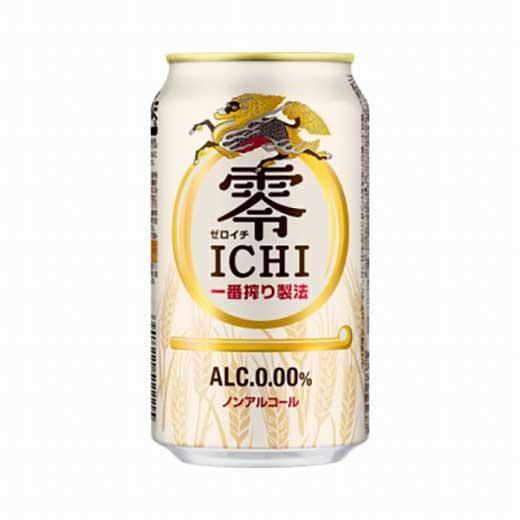 【ノンアル】キリン零ICHI350ml缶×24本(1ケース)