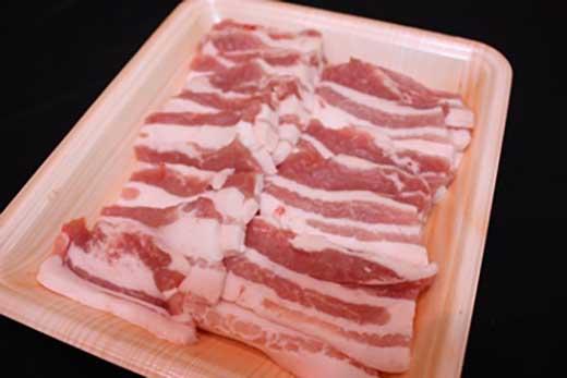 福井ポーク豚バラ 3.0kg