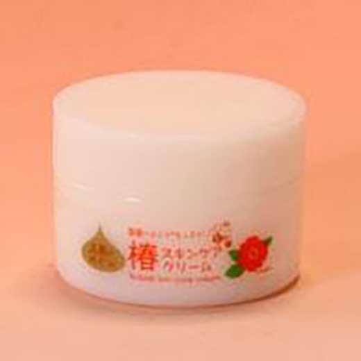 椿スキンケアクリーム(100g)