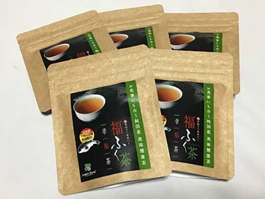 幸ふく茶(10包入)5セット