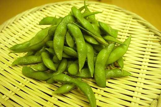 ◆産地直送 朝採り 枝豆