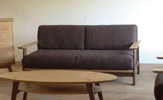NU-NUT 2.5人掛けソファー