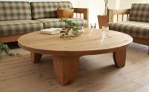 ガラサークルテーブル112