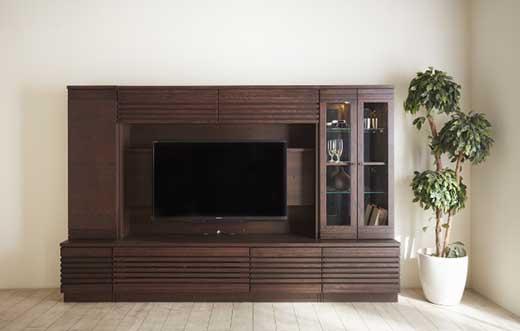 アローズ260テレビボード (2色対応)