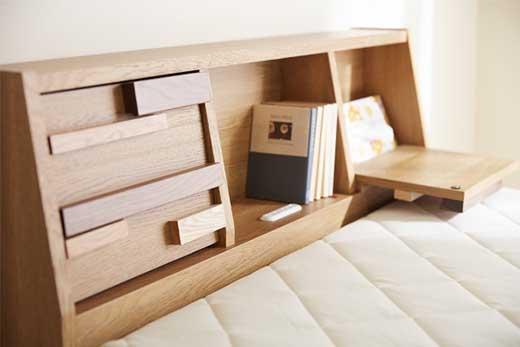 モズ(OK-NA)シングルベッド