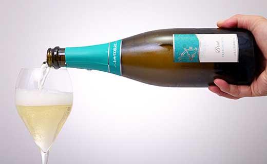 イタリア最高級スパークリングワイン「フランチャコルタ」