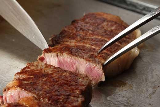 豊西牛厚切ステーキ(ロース)2枚セット