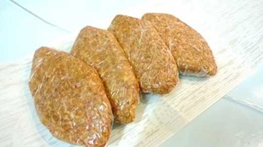 ひら山特製亀岡牛入り和牛ハンバーグ&コロッケセット