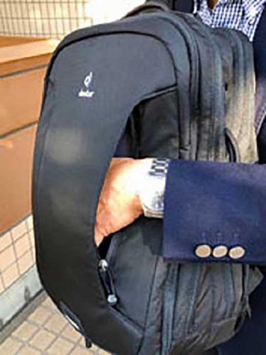 ドイター ビジネス&トラベルバッグ スイッチバックⅢ