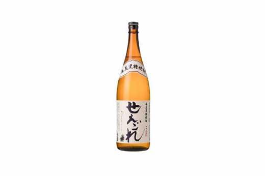 【元ちとせデザイン】奄美黒糖焼酎「せえごれ」25度1800ml