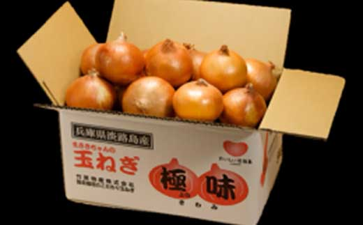 【受付終了】極上の味!「淡路島の極味玉ねぎ」5kg