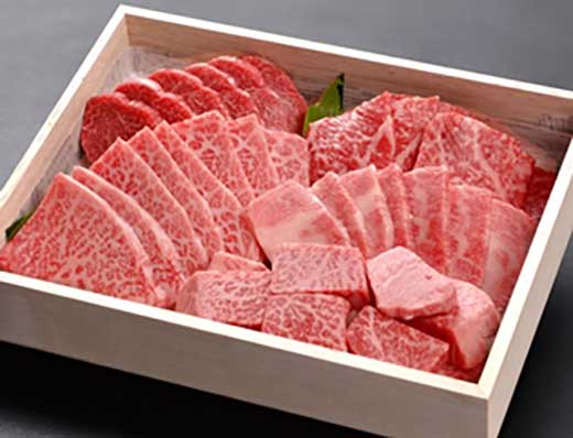 極上但馬牛焼肉セット【1kg】