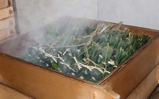笹だんご15個と笹ちまき15個(きな粉付き)セット