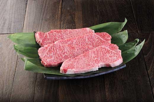 近江牛サーロインステーキ用250g×4枚