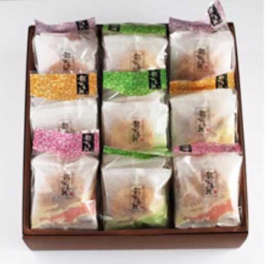 大洗マルキン米菓 菓子詰め合わせ