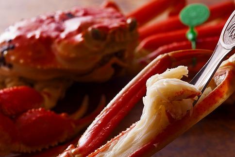 【数量限定100】京丹後市産茹でたて未冷凍茹で間人ガニ大善ガニ特撰小サイズ700g級2匹セット