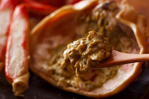 【数量限定200】魚政推奨茹でたて未冷凍茹で松葉ガニ中サイズ1匹