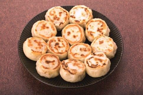 福岡県糸島産豚肉100%使用、野菜も糸島産にこだわった「豚籠包」