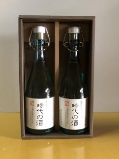 【ポイント交換専用】時代の酒 720ml×2本