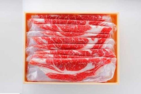 豊西牛すき焼き用600g